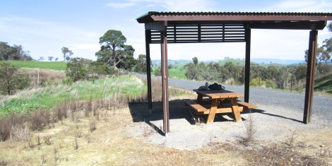 Railtrails shelter - 2013