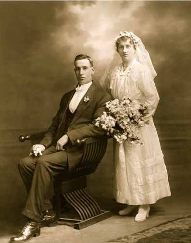 Robert and Martha Brace