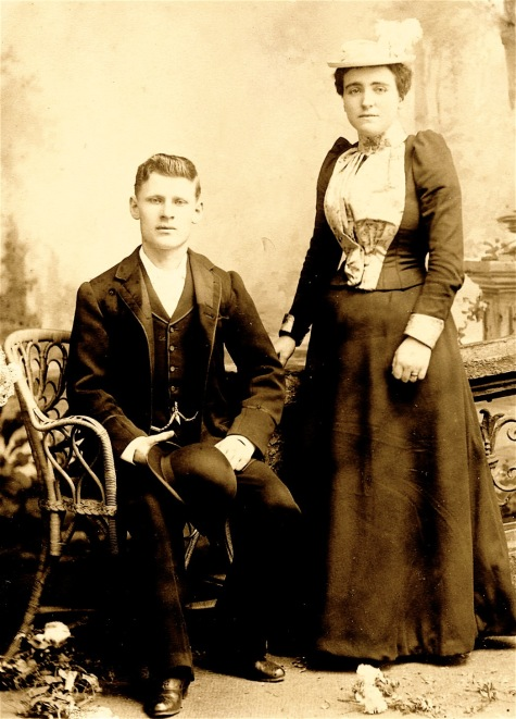 John and Mary Kirkpatrick